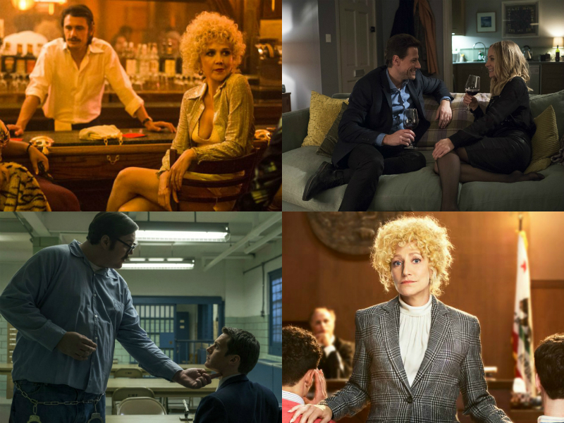 Fall 2017 TV: Gritty Dramas - The Deuce, Law and Order True Crime, Liar, Ten Days in the Valley, Mindhunter