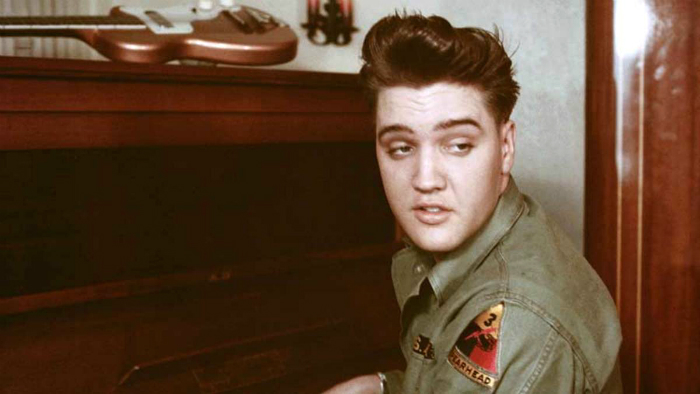 Elvis Presley: The Searchers