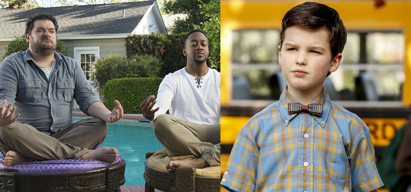 Fall TV 2017 - Family Comedies - Young Sheldon and Me Myself and I