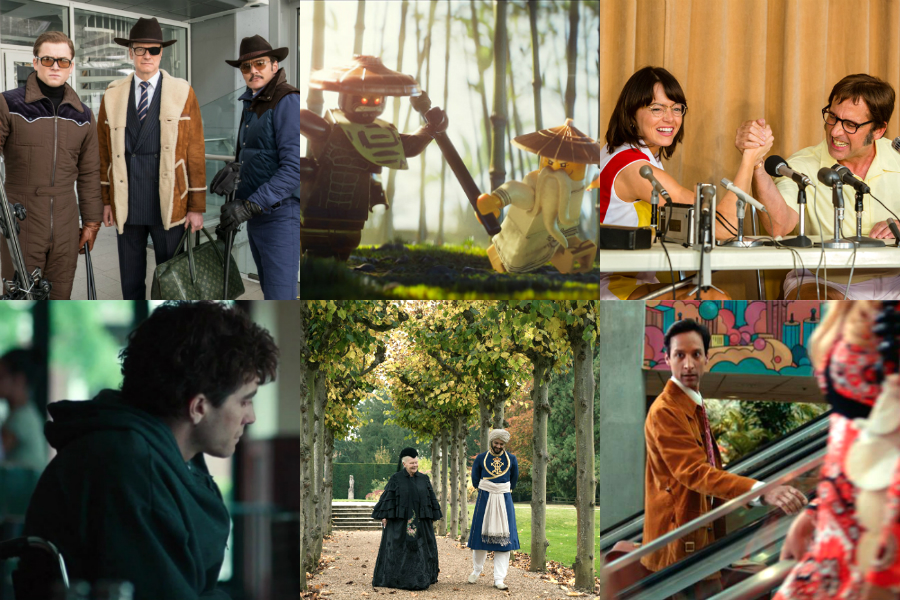 Fall 2017 Movies Opening September 22 - Kingsman: The Golden Circle, The LEGO Ninjago Movie, Battle of the Sexes, Victoria and Abdul, Stronger, The Tiger Hunter, Friend Request, Woodshock