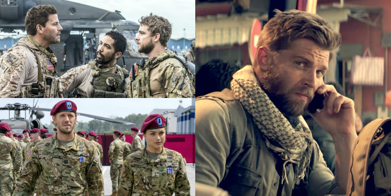 Fall TV 2017: Military - SEAL Team, Valor, The Brave