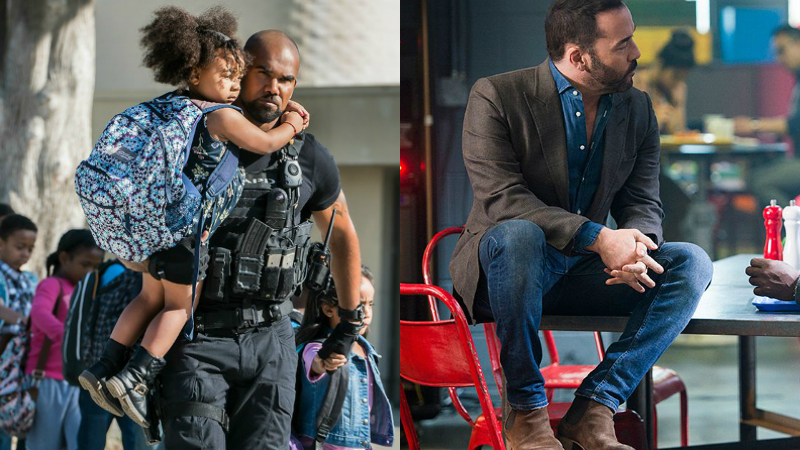 Fall 2017 TV: Police Procedurals - SWAT, Wisdom of the Crowd