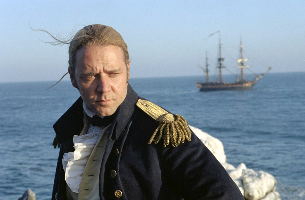 Master and Commander - Russell Crowe