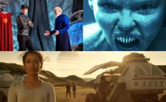 Spring TV: Sci-Fi/Fantasy