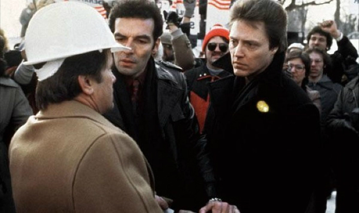 The Dead Zone - Martin Sheen, Christopher Walken