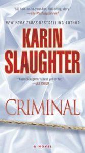 Criminal by Karin Slaughter