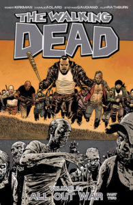 The Walking Dead, Volume 21: All Out War Part 2